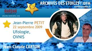 Jean-Pierre PETIT | Ufologie, OVNIS | Archive IDFM