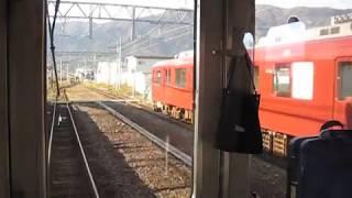 2018 11 展望 養老鉄道 610系 西大垣~養老