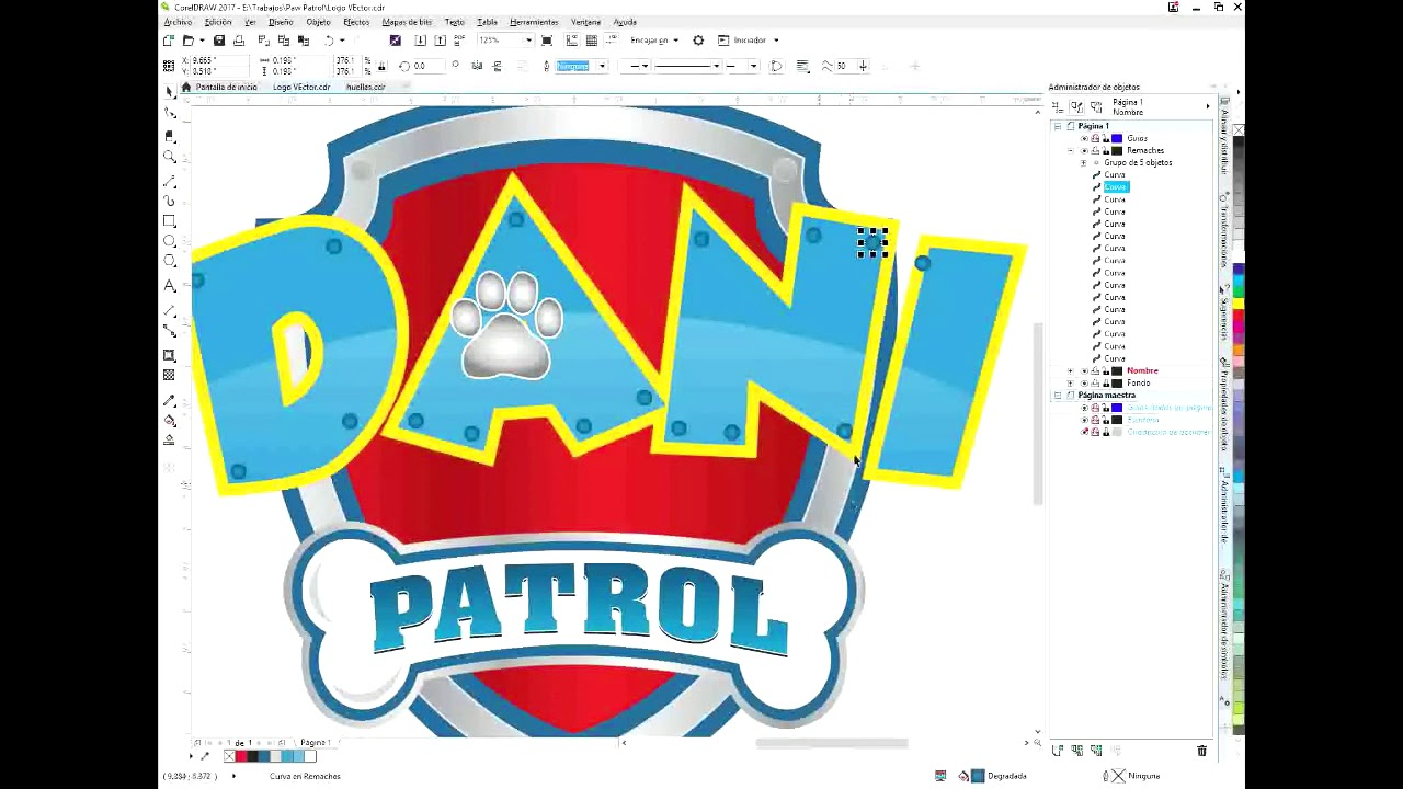 paw patrol logo psd  paw patrol corner