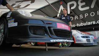 GT3 Cup Challenge GB: The Car