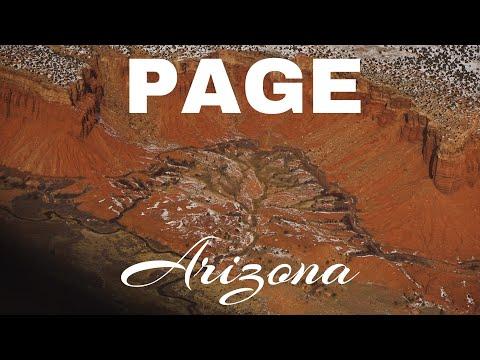 Page, AZ / Southern - Utah General Aviation Cross Country Flight