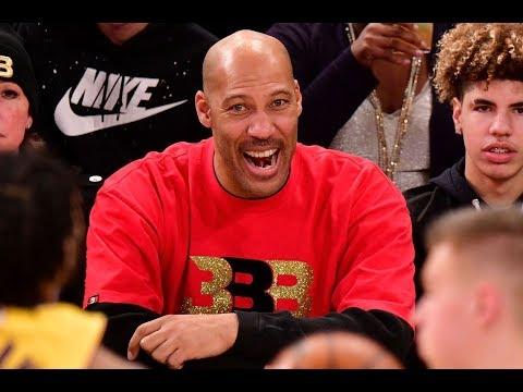 LaVar Ball starts his own Pro Basketball League | GMOGMediaTV Reaction!