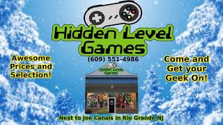 Happy Holidays From Hidden Level Games