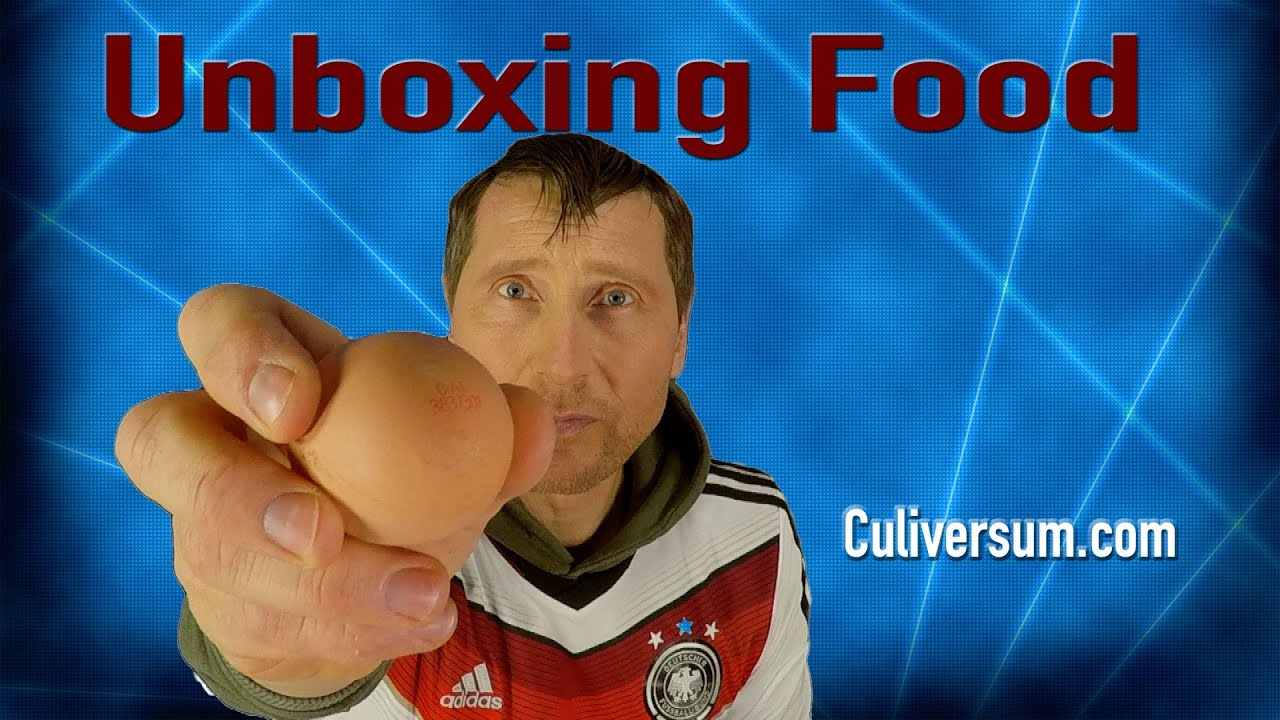 Unboxing Food, Part 2