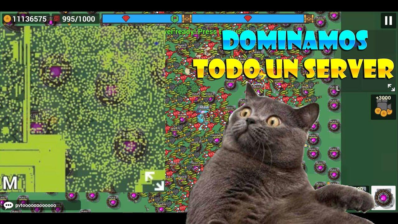 Download DOMINANDO UN SERVER-- LORDZ.IO 2