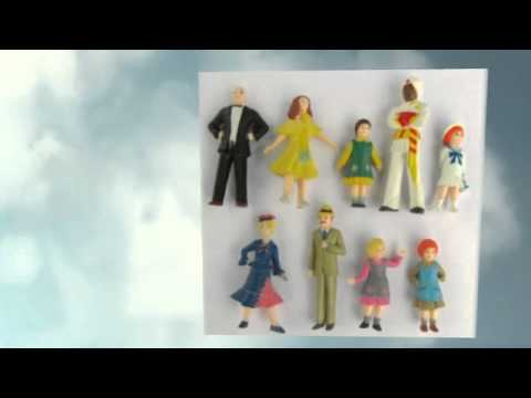 Vintage Collectible Dolls