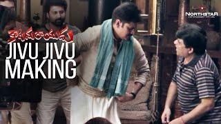 Making of Jivu Jivu | Katamarayudu | Pawan Kalyan | Ali |