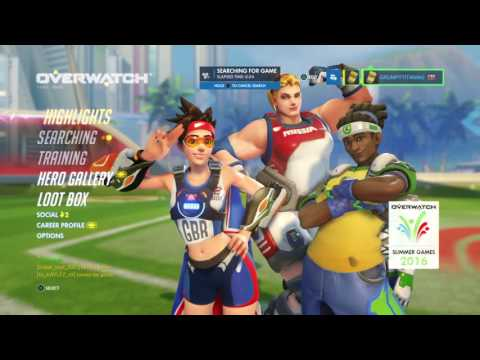Overwatch|Live Summer Games W\Mr coconut &Anderpsson