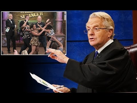 Kristina Kage - Jerry Springer is getting his own court TV show called 'Judge Jerry'