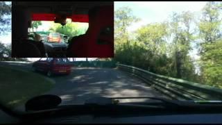 Prescott Hillclimb Autumn Classic 2011 - Alfa 145 QV Parade Run