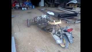 T-rex bike 150cc