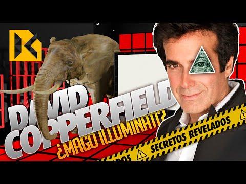 EL SECRETO del 'Mago Illuminati'  David Copperfield para aparecer un 🐘 - Video to Life EXPUESTO