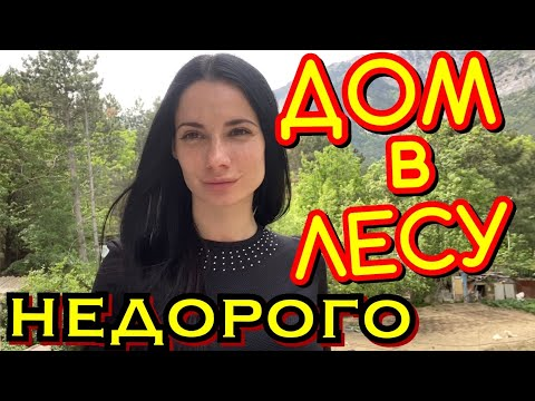 Купить дом в Крыму / недорого / в лесу в горах и 5 минутах от центра города Ялта