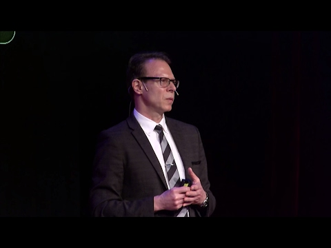 Why the future belongs to community research   Ronald Harvey   TEDxAUBG