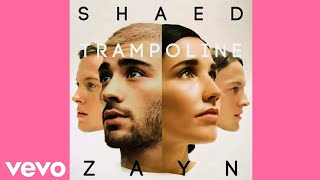 ZAYN - Trampoline ft. Shaed (Official Audio) New Album Video Song 2020