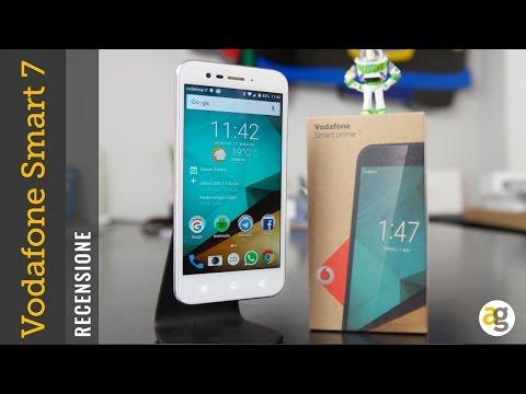 Vodafone Smart 7 (2016) la recensione