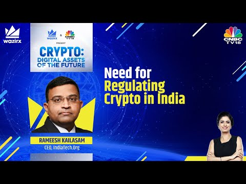   Need for regulation of cryptocurrencies in India  