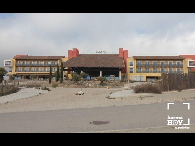 VÍDEO: Un fondo de inversión ruso se interesa por el antiguo Hotel Prestige Lucena