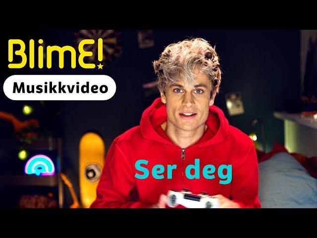 BlimE - Ser deg - Musikkvideo - Victor Sotberg
