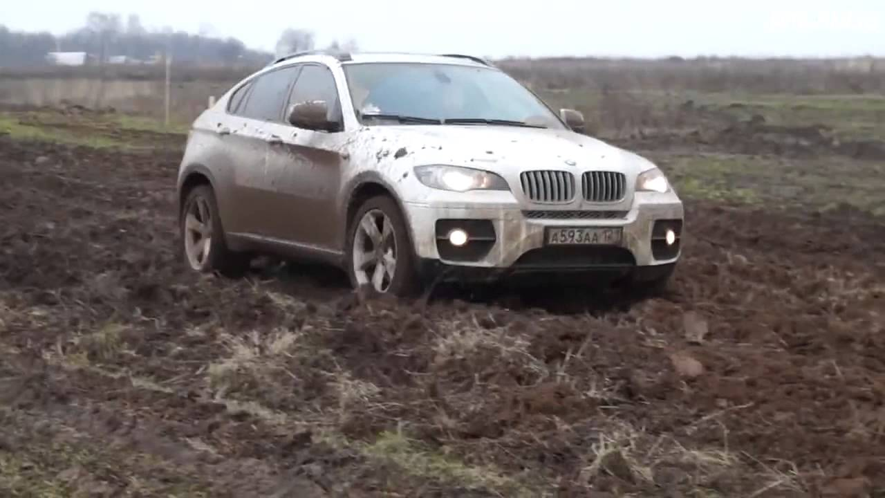Bmw X6 Vs Niva 3d Off Road Youtube