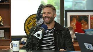 Patriots WR Julian Edelman Joins The Rich Eisen Show In-Studio   Full Interview   11/3/17