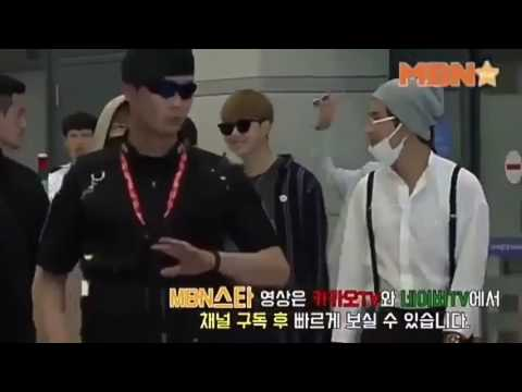 THE TOP SOCIAL ARTISTS ARE BACK! (BTS Arrival at the Incheon Airport)