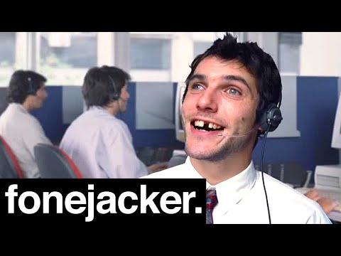 Irish Mike Series 1 Compilation - Fonejacker