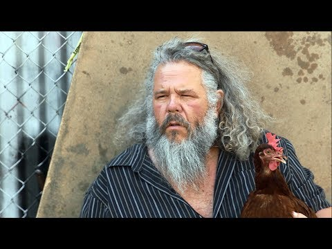 Sweet Apple starring Mark Boone Junior  Everybody's Leaving  Video