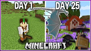 Minecraft BUT Every Day I Add A New Mod..