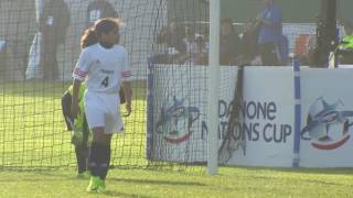 Japan vs France - 1/8 Final - Highlight - Danone Nations Cup 2016