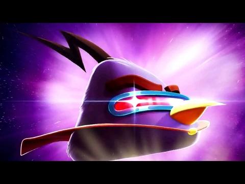 Обзор игры Angry Birds Space (Злые Птички в Космосе) Изучаем Планеты