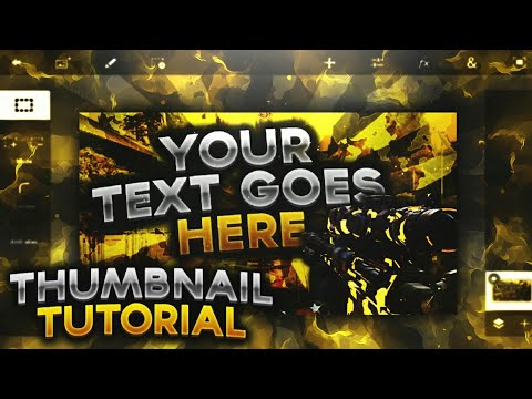 How I Make My Thumbnails Photo Touch Ps Thumbnail Tutorial