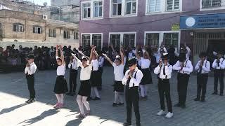 SMB Ortaokulu Bora DURAN Sana Doğru Ego Dansı 23 Nisan Gösterisi
