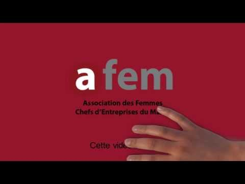 AFEM: Samira réussit son projet d'entreprise