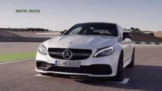 2016 Mercedes C 63 S AMG Coupe  | Test Drive,Exhaust Sound