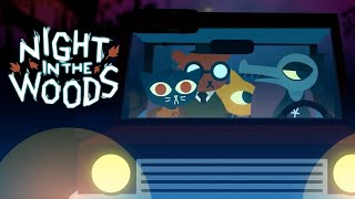 Night In The Woods - Switch Announcement Trailer