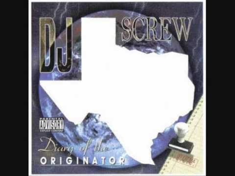DJ Screw-Sailin Da South