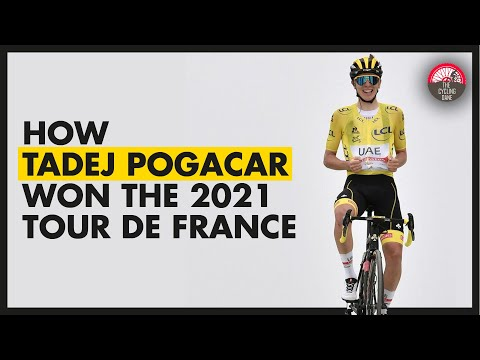 How Tadej Pogačar WON the 2021 Tour de France   EXPLAINED  