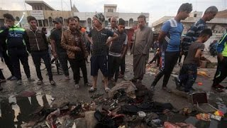 Islamic State Kills Scores in Iraq Attacks