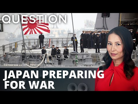 Japan preps for war with China over Taiwan