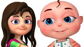 Baby Song - Chinni Papa Song | Telugu Rhymes For Children | Videogyan Telugu Rhymes