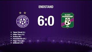 Parndorf vs Austria Wien full match