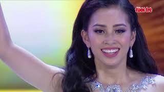 Đột nhập hậu trường đêm chung kết Hoa hậu Việt Nam 2018