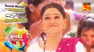 Holi Special | Jethalal Is Not Allowed to Play Holi | Taarak Mehta Ka Ooltah Chashmah
