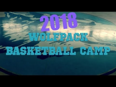 WMC Wolfpack Basketball Camp 2018