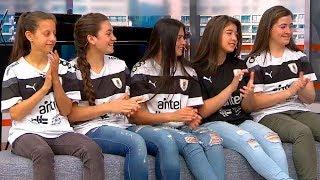Un nuevo sueño celeste: Uruguay recibe la Copa Mundial Femenina sub 17 de la FIFA