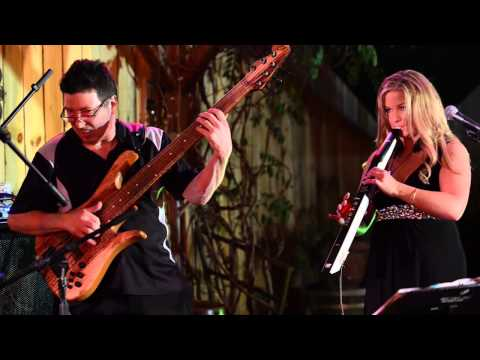Mike Frost Band Live funk preview