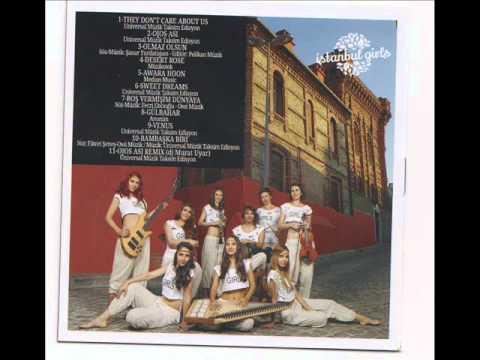 İstanbul Girls Orchestra - Awara Hoon (Official Music)