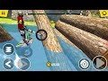 Trial xtreme 4 - Motocross racing video game for kids