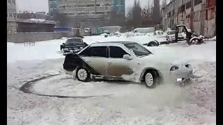 Nexia и снег